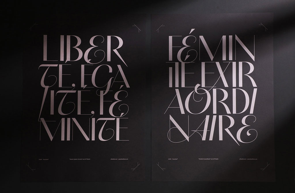 2020 creative graphic design illustration trends didot typeface