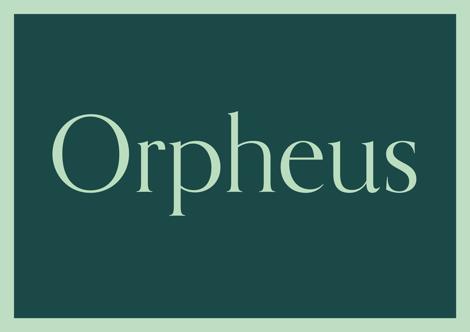timeless typefaces timeless fonts best fonts to invest in orpheus
